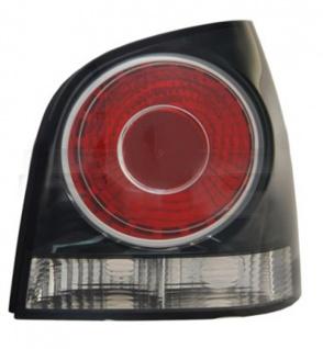 Rückleuchte schwarz rechts für VW Polo 9N3 05-09 - Vorschau 1