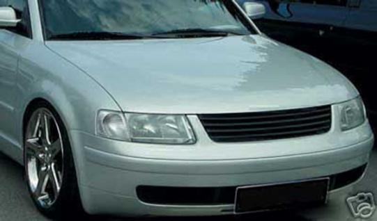 Grill Kühlergrill ohne Emblem für VW Passat 3B 96-00