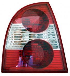Rückleuchte / Heckleuchte links TYC für VW Passat Limousine 3BG 00-05 - Vorschau 1