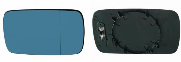 Spiegelglas beheizbar rechts=links für BMW 5er E39 97-04