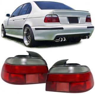 Rückleuchten rot weiß für BMW 5er E39 Limousine 95-00