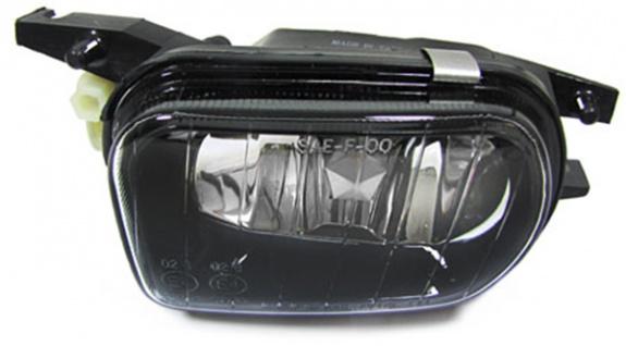 Nebelscheinwerfer Klarglas Schwarz Links für Mercedes W203 + SLK + CLK W209