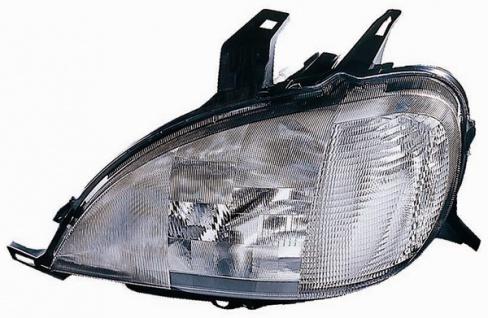 H7 H1 H3 Scheinwerfer links für Mercedes ML W163 Bj.98-01