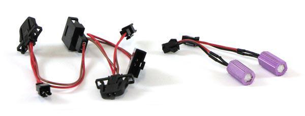 LED Kennzeichenbeleuchtung High Power weiß 6000K für VW Passat B6 3C B7 362 CC - Vorschau 3