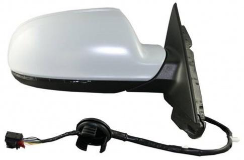 Außenspiegel elektrisch rechts für Audi A3 8P 10-12