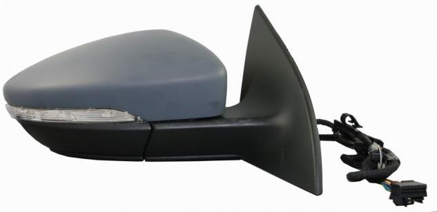 Außenspiegel elektrisch rechts für VW Jetta IV 162 10-