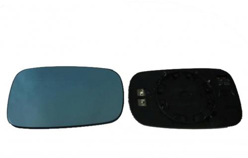 Spiegelglas beheizbar rechts für Renault Scenic II 03- - Vorschau