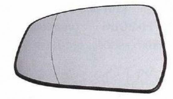 Spiegelglas beheizbar links für Ford Mondeo IV 07-10