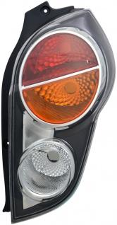 Rückleuchte / Heckleuchte rechts TYC für Chevrolet Spark 10-