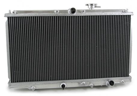 Alu Perfomance Wasser Kühler für Honda Prelude 97-01