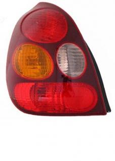 Rückleuchte / Heckleuchte links TYC für Toyota Corolla E11 99-02