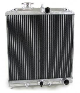 Aluminium Rennsport Wasserkühler Kühler für Honda Civic EJ EG EH EK 92-00