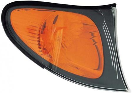 Blinker schwarz orange rechts TYC für BMW 3ER Limousine Touring E46 01-05