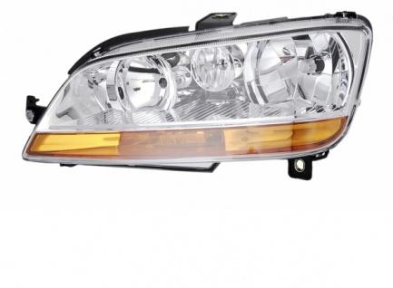 H1 / H7 Scheinwerfer links TYC für FIAT Idea 03-05