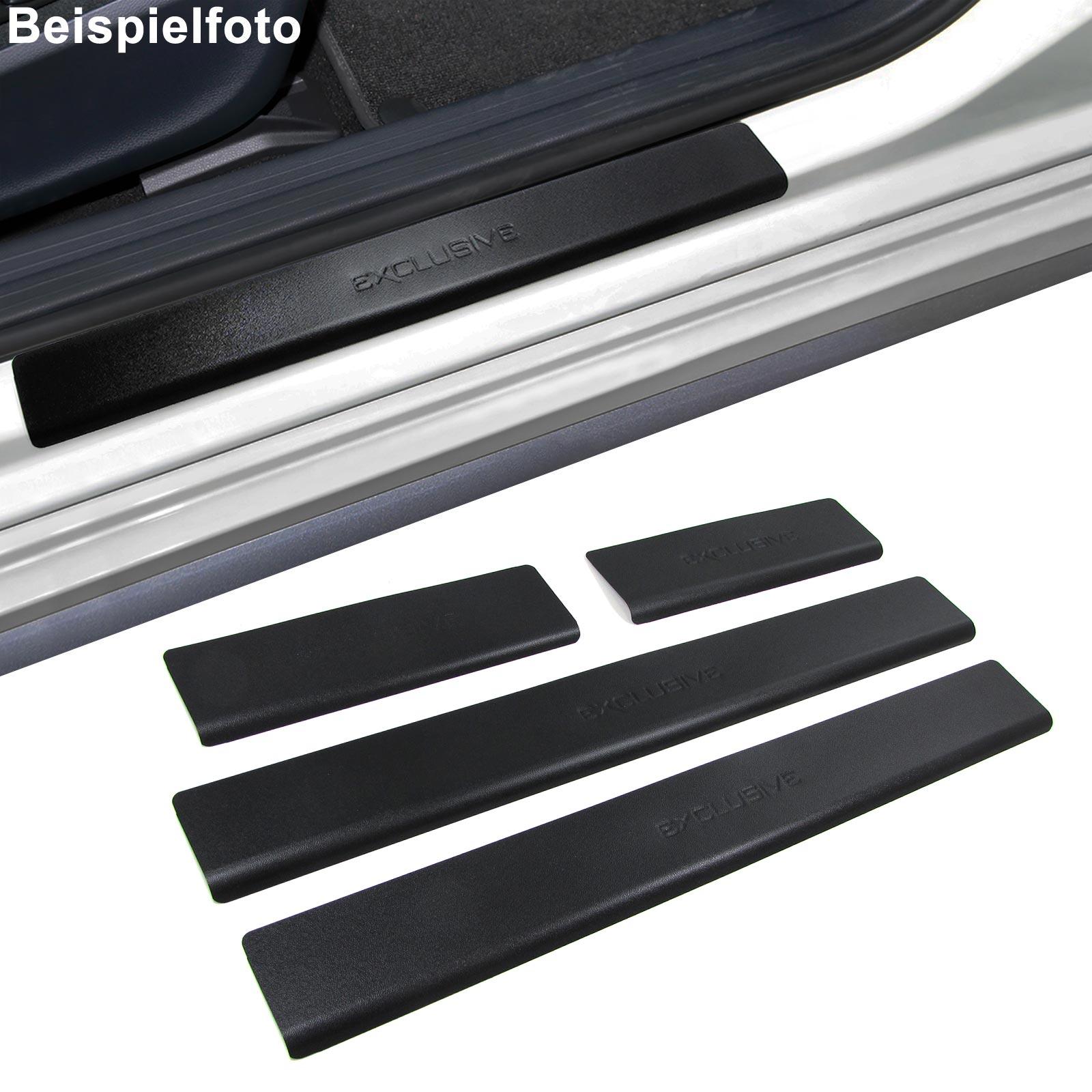Einstiegsleisten Schutz schwarz Exclusive für Hyundai ix35 LM ab 09