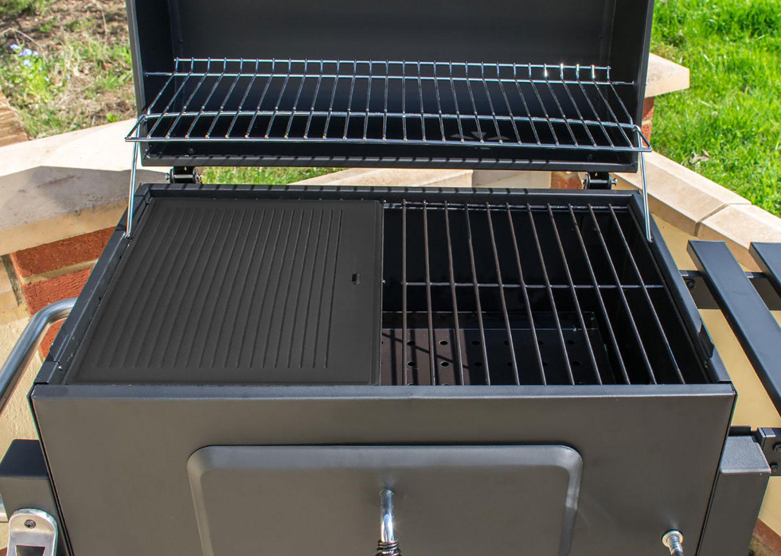 Grillplatte Für Gasgrill : Char broil grillplatte gusseisen für performance gasgrill eur