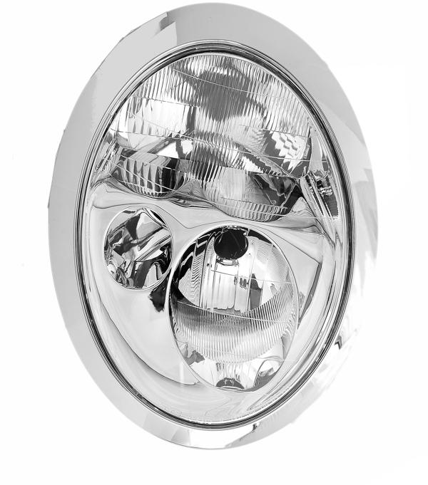 Carparts-Online 16034 H7 H7 Scheinwerfer links