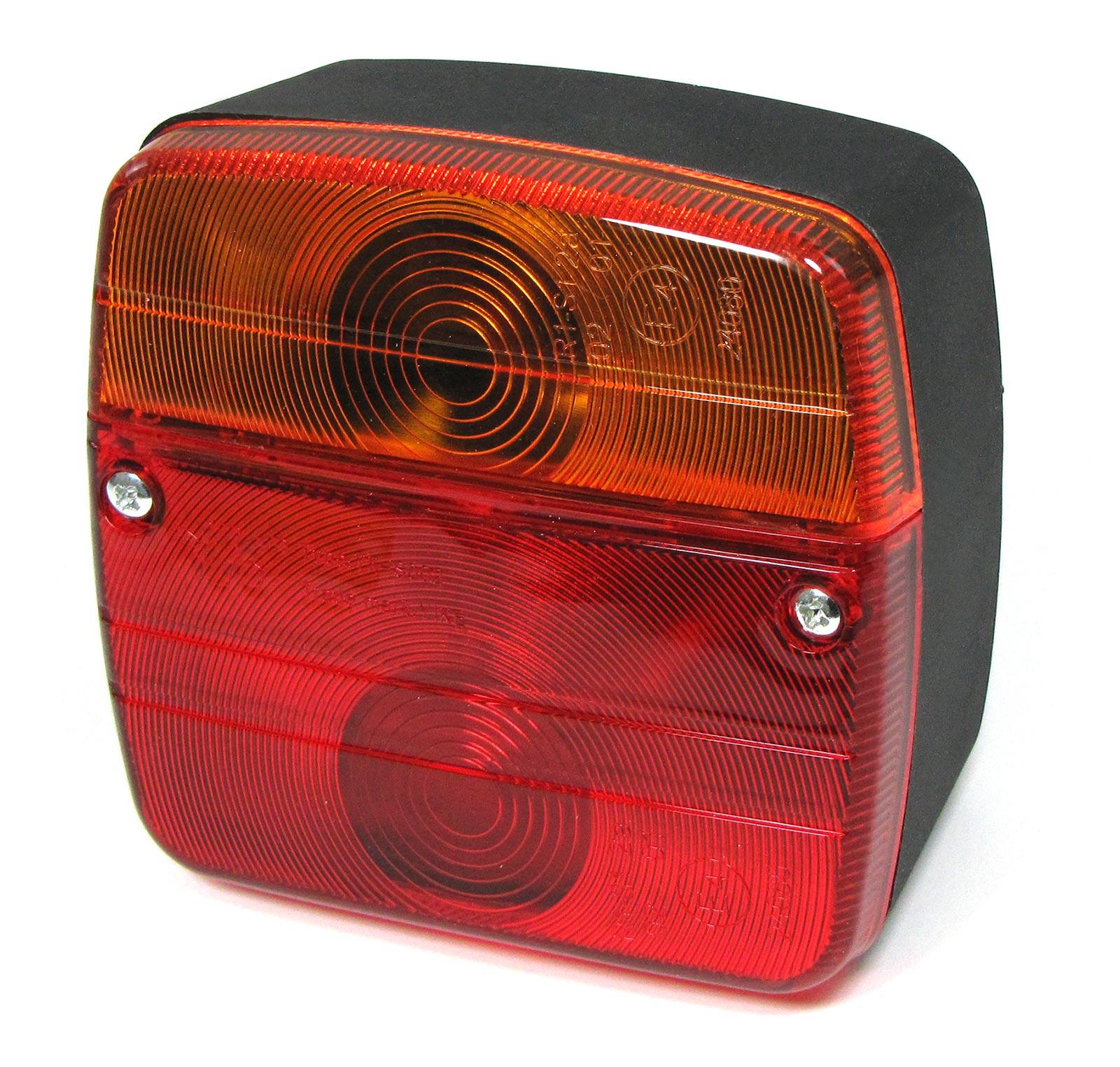 Anhänger Wohnwagen Rückleuchte Zusatz Beleuchtung universal 12v ...