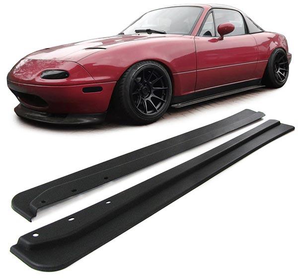 Rückleuchten Set für Mazda MX5 NA 9//89-4//98 Heckleuchten RücklichtER Chrom