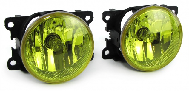 Nebelscheinwerfer Gelb für Citroen C3 A51 SX Picasso DS3