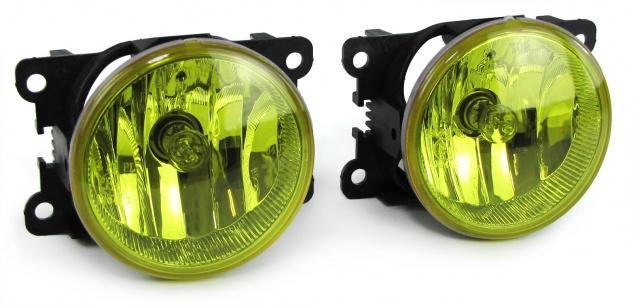 Nebelscheinwerfer Gelb für Peugeot 206+ T3E 207 CC WD3008 5008