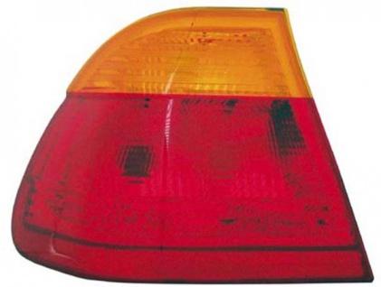 RÜCKLEUCHTE / HECKLEUCHTE AUSSEN LINKS TYC FÜR BMW 3ER Limousine E46 98-01