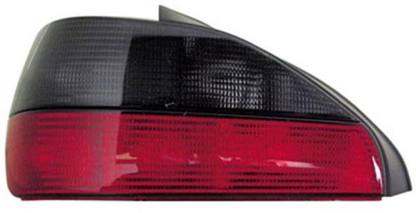 Rückleuchte / Heckleuchte links TYC für Peugeot 306 Limousine 97-99