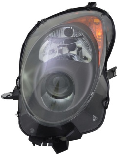 H7 / H7 Scheinwerfer grau links TYC für ALFA Romeo Mito 08-