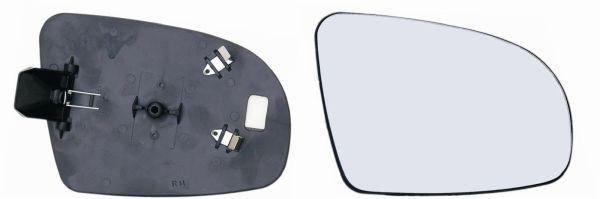 Spiegelglas rechts für Opel Corsa B 93-00