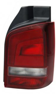 Rückleuchte / Heckleuchte smoke rot weiß rechts TYC für VW Multivan T5 09-