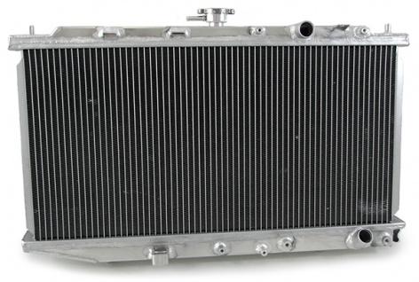 Aluminium Wasser KÜhler FÜr Honda Crx 88-91 - Vorschau 1