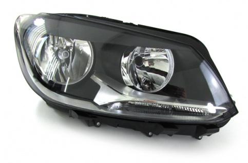 H7 H15 Scheinwerfer rechts für VW Caddy ab 10 + Touran ab 11