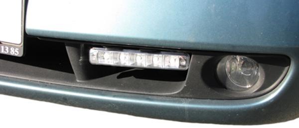 UNIVERSELLE LED TAGFAHRLEUCHTEN TAGFAHRLICHT S7 - SET - Vorschau 5