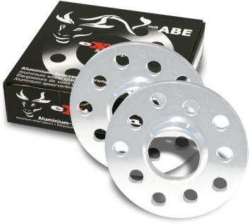 40 mm Alu Spurverbreiterung Spurplatten 5 X 110 für ALFA Romeo 159 Brera Spider