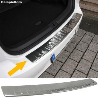 Ladekantenschutz Stoßstangenschutz Abdeckung Edelstahl für Ford B-Max ab 12