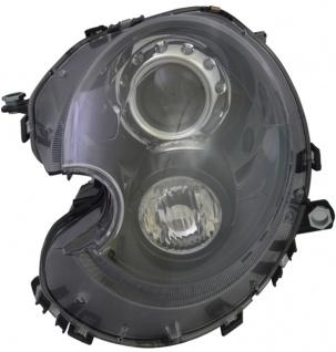 D1S Xenon Scheinwerfer schwarz klar links TYC für Mini Clubman R 55 56 57 58 59 10-