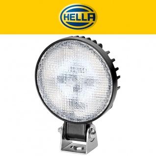 Original Hella LED Arbeitsscheinwerfer AP1800 140mm 12-24V 1G4 013.722-001