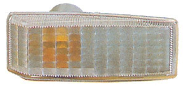 Seitenblinker weiß re=li TYC für Mercedes 190 W201 82-93