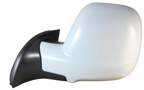 Außenspiegel elektrisch links für Peugeot Partner 12-