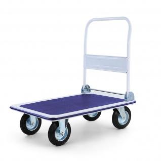 Plattformwagen Transportkarre Handwagen Werkstattwagen bis 300kg