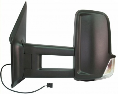 Außenspiegel elektrisch links für Mercedes Sprinter 906 09-