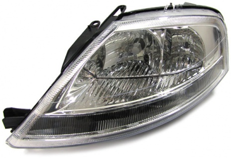 H1 H7 Scheinwerfer links für Citroen C3 02-09