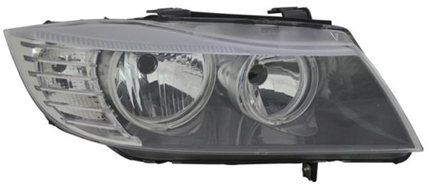 H7 / H7 Scheinwerfer rechts TYC für BMW 3ER Limousine Touring E90 E91 08-11