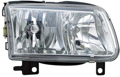 H1 / H7 Scheinwerfer rechts TYC für VW Polo 6N2 99-01