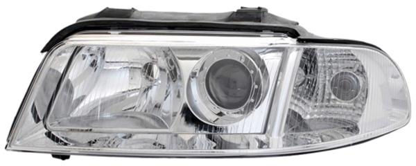 H7 / H7 Scheinwerfer links TYC für Audi A4 8D2 99-01