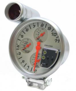 Drehzahlmesser ÖL Druck Temperatur Multifunktion Shift Light 5 Zoll