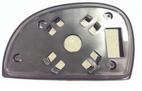Aussen Spiegelglas rechts für Hyundai Accent II 02-05