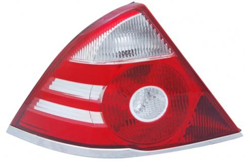 Rückleuchte / Heckleuchte weiß links TYC für Ford Mondeo III 05-07