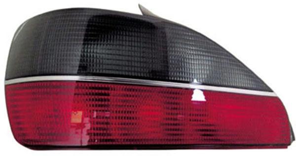 Rückleuchte / Heckleuchte links TYC für Peugeot 306 Limousine 99-02