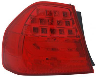 LED RÜCKLEUCHTE / HECKLEUCHTE AUSSEN LINKS TYC FÜR BMW 3ER Limousine E90 08-11